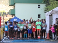 Mais de 300 atletas participam da corrida do Aldeia Shopping